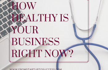 How Healthy is Your Business Right Now?