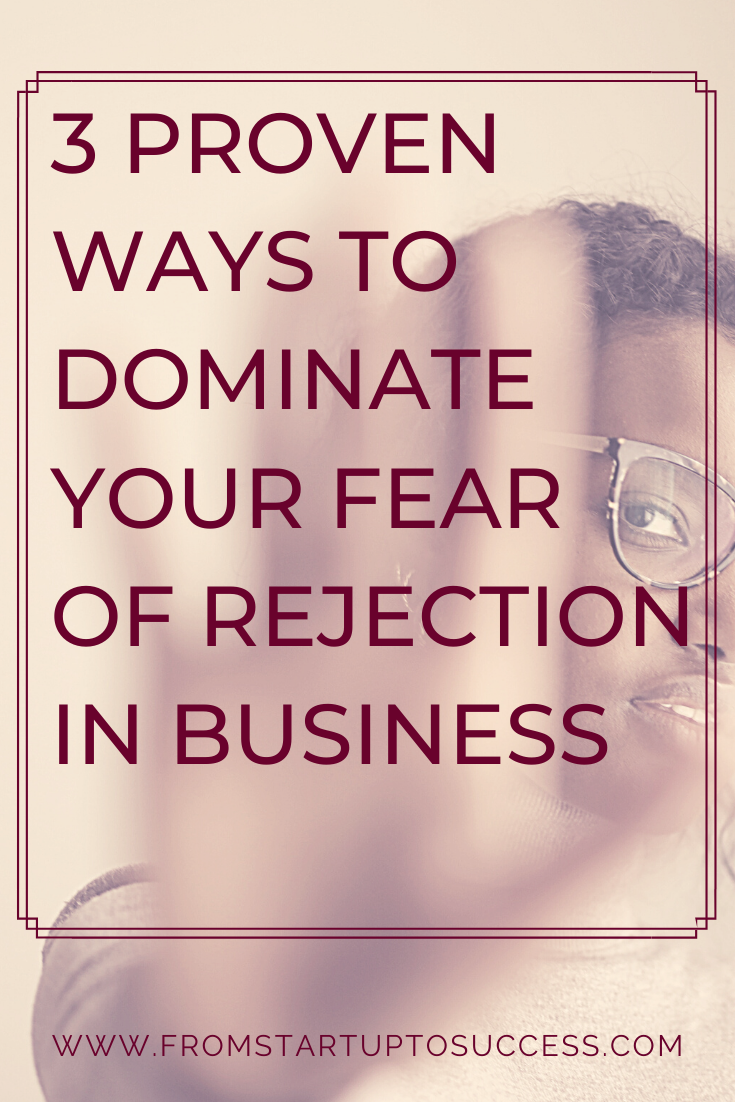 rejection in business