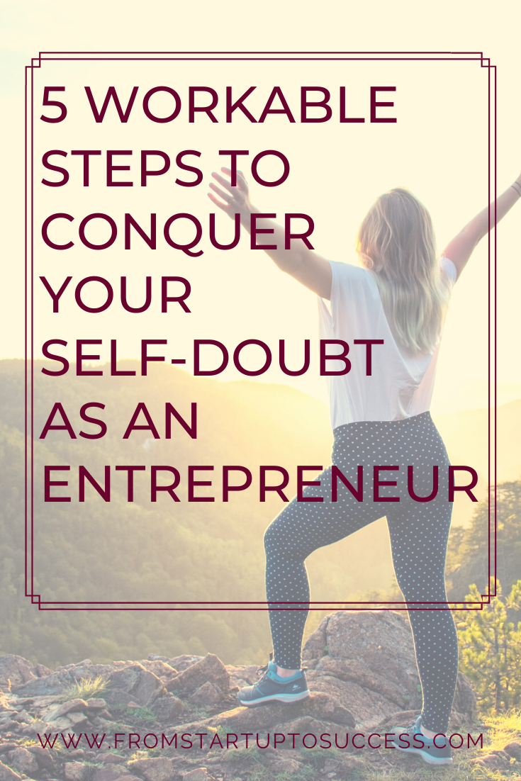 entrepreneur self-doubt